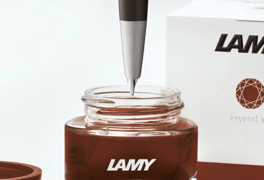 LAMY 2000 brown Set – Limited Edition