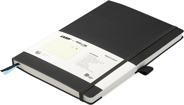 LAMY digital paper Notebook für ncode Technologie